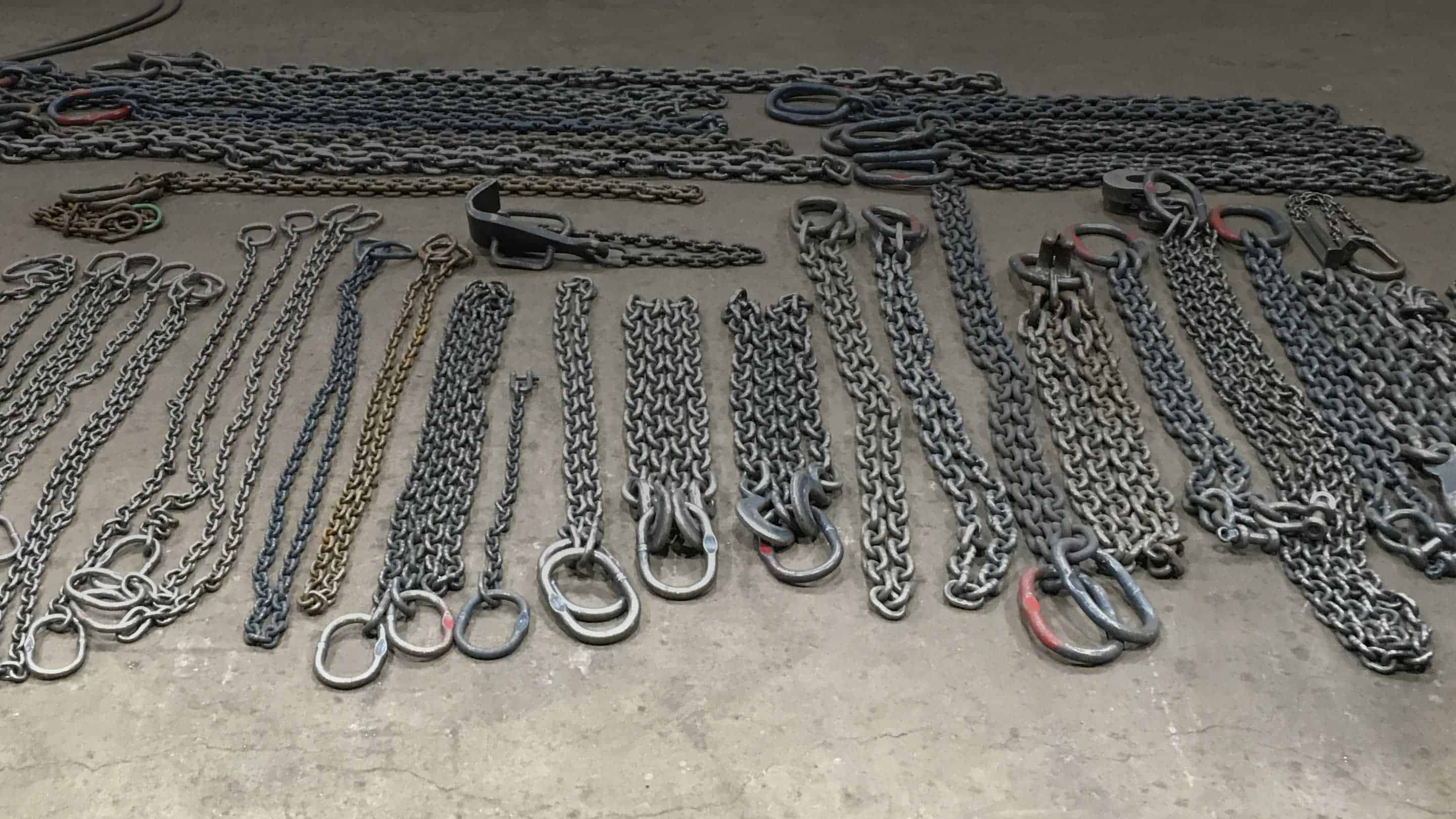 Fram Alloy Steel Lifting Equipment
