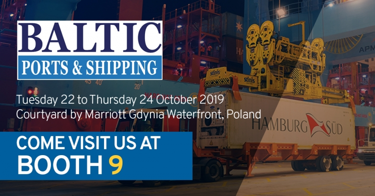 3rd Baltic Ports and Shipping 2019 Exhibition and Conference