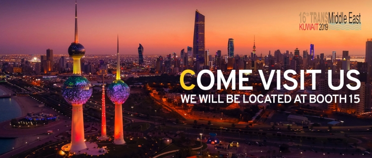 Stinis will be present at Trans Middle East 2019