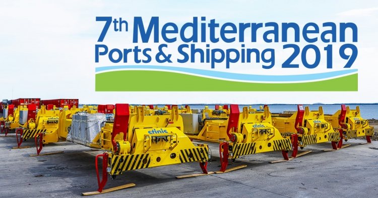 Mediterranean Ports & Shipping 2019 exhibition & conference