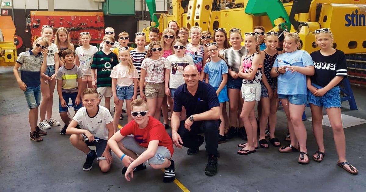 princes irene school factory Stinis